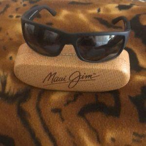 Authentic Black Men Maui Jim Sunglasses